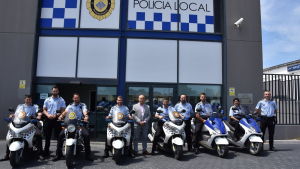 La Policia Local de Torredembarra incorpora vuit nous agents