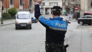 La Policía Local de Valladolid