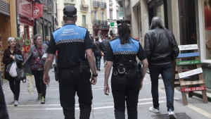Imagen de archivo de la Policía Municipal de Pamplona