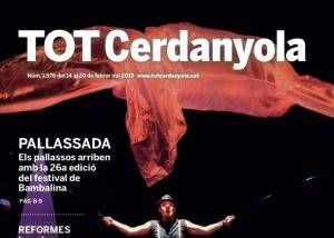 La portada del TOT 1576