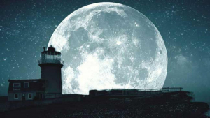 La proximitat a la Lluna podria causar més terratrèmols