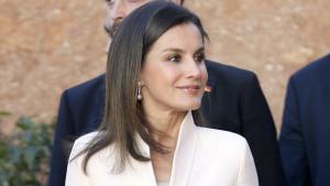 La reina Letizia en su viaje a Marruecos