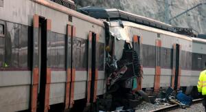 L'accident del passat divendres 8 de febrer va deixar una víctima mortal i tres ferits de gravetat
