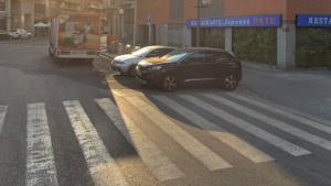 L'accident s'ha produït a la rotonda entre l'avinguda Vidal i Barraquer i el carrer Manuel de Falla