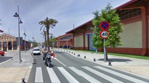 L'accident s'ha produït al Moll de Costa de Tarragona