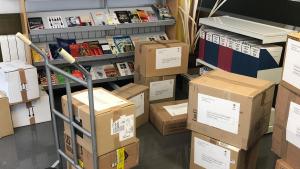 L'Ajuntament i la Biblioteca Comarcal de Móra d'Ebre donaran gairebé un miler de llibres al Centre Penitenciari de Mas d'Enric