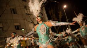 Les millors imatges de la Rua de l'Artesania del Carnaval 2018 a Tarragona