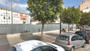 L'escola Misericòrdia de Reus ja té una zona d'aparcament reservada als familiars dels alumnes
