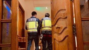 L'home ha estat arrestat aquest dimarts a última hora de la tarda