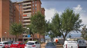 L'incident es va produir al bloc Sant Pere del barri de Sant Pere i Sant Pau