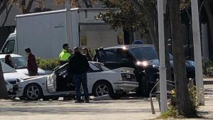 L'incident ha succeït a l'Avinguda de Pau Casals de Salou