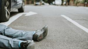 Los accidentes de tráfico son especialmente frecuentes entre la población joven.