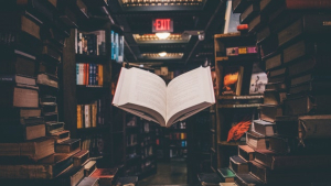 Los mejores blogs de libros para todos los gustos.