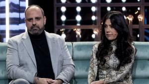Maite y Julio en la gala del amor de 'GH DÚO'