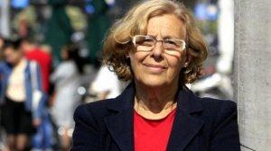 Manuela Carmena, alcaldesa del Ayuntamiento de Madrid