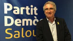 Marc Montagut ha estat escollit cap de llista de PDECat de Salou.
