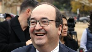 Miquel Iceta ha carregat amb duresa contra Carles Puigdemont pel seu 'no' als pressupostos