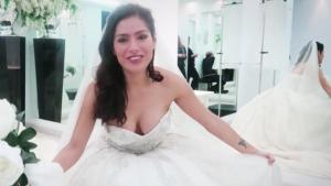 Miriam Saavedra se casa este San Valentín