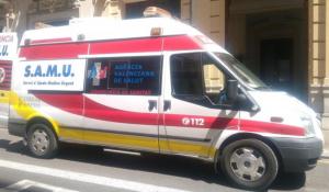 Mor un treballador a Gandia en caure cinc pisos pel buit de l'ascensor