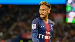 Neymar, durant un partit amb el PSG.