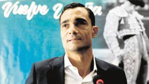 Paco Ureña era nuevamente intervenido