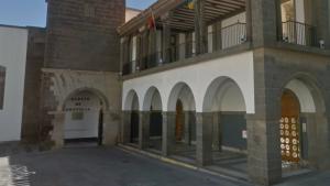 Palacio de Justícia de Las Palmas de Gran Canaria