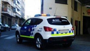 Policia Local de Manresa.