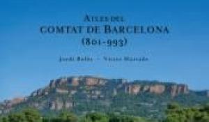 Portada de l'Atles del Comtat de Barcelona (801-993)