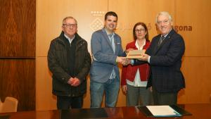 Querol rep el Premi Iniciativa Medi Ambient 2018 per la recuperació d'un tram del riu Gaià
