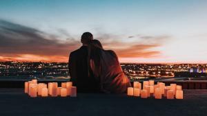 Recordar la primera cita en San Valentín