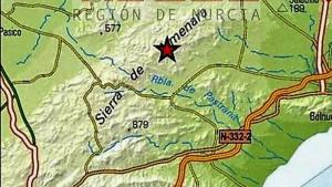 Registrado terremoto 2.6 en Lorca y Mazarrón, Murcia