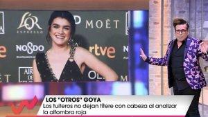 Repaso de los premios Goya en 'Viva la vida'