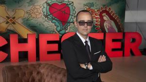 Risto Mejide, presentador del 'Chester' en 'Cuatro'