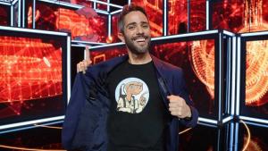 Roberto Leal en su nuevo programa en TVE