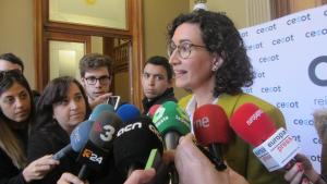 Rovira ha fet les declaracions davant de la seu de les Nacions Unides