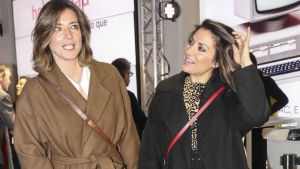 Sandra Barneda y Nagore Robles juntas y felices
