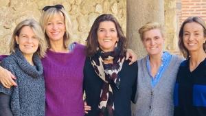 Susanna Griso ha estado de escapada rural con sus amigas