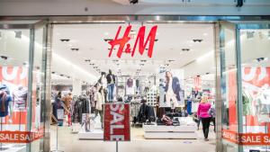 Tienda del grupo sueco H&M