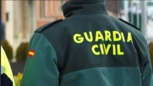 Imagen agente guardia civil