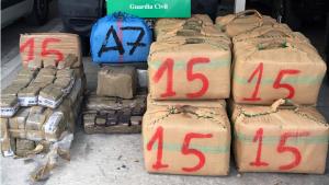Un detingut a Vila-seca en el marc de la desarticulació d'una xarxa de narcotràfic