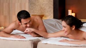 un día de spa es una experiencia muy romántica