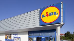 Un establecimiento de la cadena de supermercados Lidl