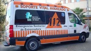 Ambulancia de Extremadura