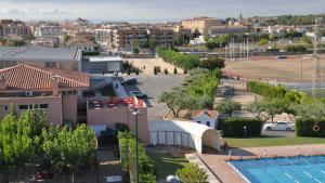 Una imatge d'arxiu de la zona esportiva municipal de Torredembarra.