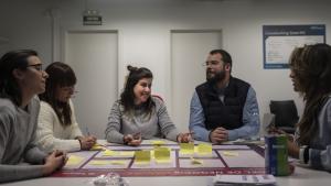 Una quarantena d'alumnes formen part del programa d'emprenedoria Explorer al Tarragona Impulsa.