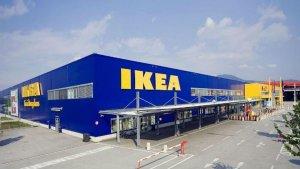 Una tienda Ikea desde fuera