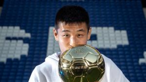 Wu Lei ha estat designat millor jugador xinès de l'any 2018