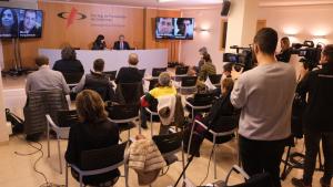 XI edició de l'Experiència de Periodista de Repsol amb Laura Rosel i Ricard Torquemada