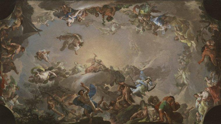 mitos mas importantes de la mitologia griega