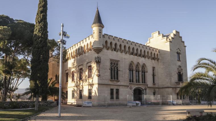 El Castell de Vila-seca es podrà veure a partir d'aquest dissabte, 23 de febrer fins al 4 de març